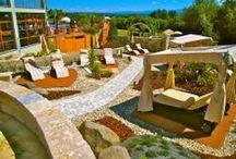 Natural Spa / Počas leta môžete oddychovať vo vonkajšom Natural Spa. / During summer you can relax outsie in Natural Spa