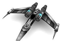 Sci-fi/futuristic vehicles/ships