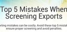 Denied Party Screening / With Denied Party Screening, companies around the world can gain export screening peace of mind.