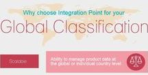Global Classification / Integration Point Global Classification allows companies to manage a global repository that includes all forms of company and product specific data