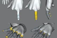 Retopology / Human Figure Retopology