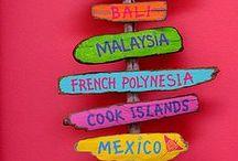 Travels / Tutti i posti che ho visitato...