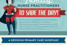 Nurse Practitioner / Nurse Practitioners are being coming more and more a key player in providing primary health care. Please follow our board. Thank you!