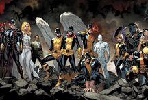 Marvel Comics / by JB Uchoa
