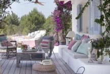 Outdoor living / vivere all'aperto...