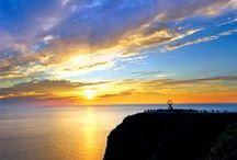 Mitternachtssonne in Nordnorwegen / Nördlich des Polarkreises geht die Sonne in den Sommermonaten nicht unter. Lange, erlebnisreiche Nächte garantiert!