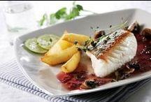 Leckere Rezepte mit Fisch aus Norwegen / FISCH. NATÜRLICH NORWEGISCH! Hier gibt's leckere Rezepte für Groß und Klein.