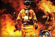 Firefighters / Our firefighters have higher rates of cancer and other life threatening diseases. They fight is often not over once they have left the fire scene.