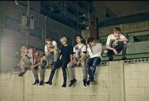 Come n Get it ! GOT7 / 7 lucky boys . cuttest yet hottest Boyfriend-dol under JYP Ent. Debuted on Jan, 2014.