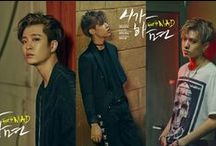 GOT7 Maknae / Choi YoungJae (1996.07.17) power yet sweet vocal - Khunpimok Bhuwakul [BamBam] (1997.05.02) cutie rapper- Kim YuGyeom (1997.11.17) damn hot dancer maknae.