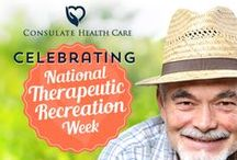 National Therapeutic Recreation Week / #NationalTherapeuticRecreationWeek is intended to raise awareness of therapeutic recreation programs and services that could improve the health and well-being of individuals with physical, mental, and emotional disabilities.