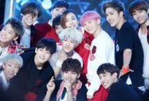 Say the name, SEVENTEEN ! / it seemed impossible to memorise 13 of them but, here i am.. S.Coups , Junghan, Jun, DK, The8 (Mingming), Vernon , Hoshi, Woozi, Mingyu, Joshua, Dino, Seungkwan, Wonwo . PLEDIS long-awaited-group: 17 .