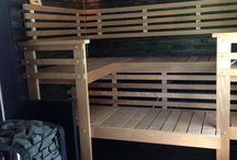 Sauna outdoor