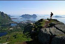 Aktivurlaub in Norwegen / Im Sommer sind die Tage besonders lang. Dadurch haben Sie viel mehr Zeit für spannende Aktivitäten in der norwegischen Natur – ob Wandern oder Radfahren, Rafting oder Kanupaddeln, Gletschertour oder Golfen. Langweilig wird Ihnen in Norwegen so schnell nicht!