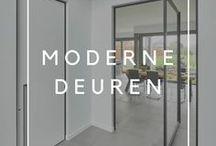 Moderne binnendeuren / Moderne design binnendeuren die uitsluitend op maat gemaakt worden. Sinds 1995 bestudeert deze visionaire deurfabrikant álle kenmerken die wat dan ook met het concept 'binnendeur' te maken hebben. Aandacht gaat hierbij vooral naar onderhoudsvrije materialen als geanodiseerd aluminium, HPL & volkern, glas en roestvrij staal. http://www.anywaydoors.be