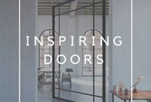 Inspiring doors / Pictures and repins of all sorts of special doors