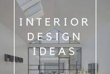 Interieurinspiratie / Een verzameling van moderne interieur foto's ter inspiratie