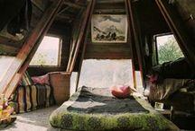mysiga sovrum.