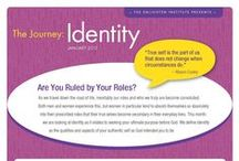 The Journey: Identity / The Enlighten Institute presents The Journey, a fun and educational monthly series designed to help Christian women move from passivity to action through personal development.   http://www.enlightenfoundation.org/enlighten-institute-the-journey-signup.php / by The Enlighten Foundation