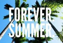 #SUMMER / Travel, design, quotes...