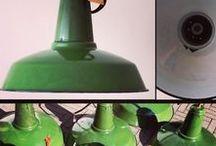 industriële hanglampen, industriële lampen / industriële verlichting, fabriekslampen, industriële lampen