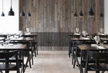 Interior Shops & Restaurants