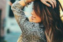 Hår / Inspirerende frisyrer, hårfarger og stylingtips