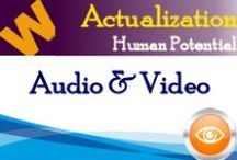 Actualization: Multimedia Resources / Video and audio resources that promote the transformation of education to meet the demands of a quickly-changing global society.