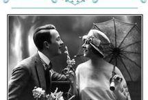 Mariage Vintage, retro chic / Laissez-vous inspirer par ces jolies mises en scènes rétro, ces idées originales pour sublimer votre Mariage à l'ambiance Vintage.