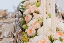 C + D Wedding | July 18, 2015 / An inspiration board for a lovely, rustic/chic wedding!