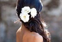 Beauté de la mariée / Coiffure, maquillage ... Des idées d'inspirations pour le jour J.
