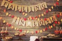 Mariage Automne, Halloween / De belles idées d'inspirations pour un mariage d'Automne, une union célébrée avec le thème Halloween : même pas peur !