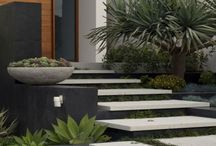 Yard / Beautiful yards, landscaping ideas, backyard tips, and layout help for your front and back yard!