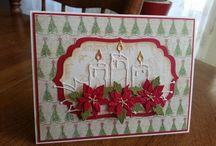 Julekort og til og fra kort
