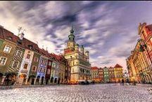 Poznań, Poland / Wuchta  Wiary Tej........... My Beautiful Hometown / by Lena PD