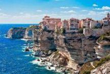 Recorriendo Europa / Touring europe / Diferentes zonas y paisajes del continente europeo.