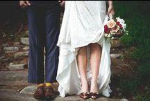 Mariage ♡ Automne / Inspiration sur le thème du mariage en automne...
