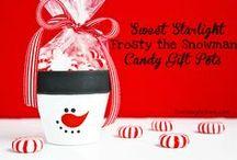Vánoce / vánoční výrobky a nápady