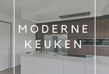 Keuken inspiratie / Verzameling van moderne keukens die ons aanspreken.