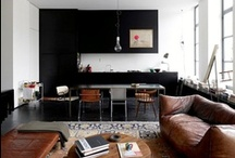 Bachelor Pad / by Maggie Stephens