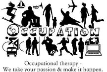 Occupational Therapy  / by Kristin Jones