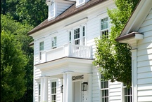 House exteriors / by Kristin Turley