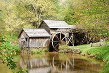 Barns and Bridges