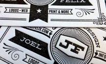 letterpress loveliness / Letterpress inspiration