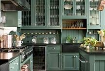 Kitchens / by Carol Newton