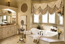 Bathrooms / by Carol Newton