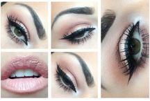 hair and beauty / hair, make up and nails / by Elisa Paparo