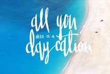 Quotes and Inspiration / Be inspired with this uplifting selection of inspirational quotes.