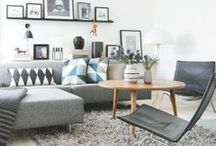 Decorating ideas / Lots of handy hints to inspire your decorating style!
