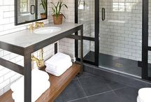 interiors - bath / bathrooms that inspire